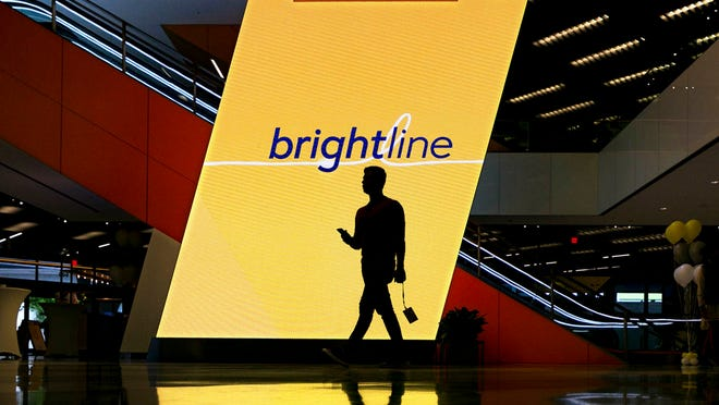 Brightline will activate a second rail line north of West Palm this week