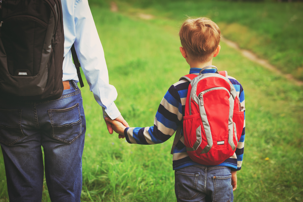 """Broward County Schools Participates in """"Fathers Bring Your Child to School Day"""" • Coral Springs Talk"""